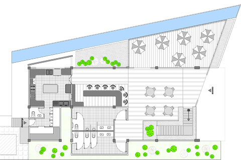 Proyecto restaurante camaronal realizado en guanacaste for Proyecto restaurante pdf