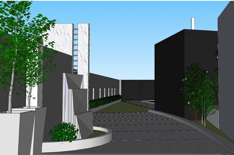 Proyecto dise o de jard n realizado en b ziers francia for Arquitectos costa rica